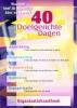 40 Doelgerichte Dagen - Organisatiehandboek